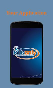 KlikOnly pc screenshot 1