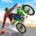 Bike Stunt 2 Bike Racing Game - Offline Games 2021 for pc logo