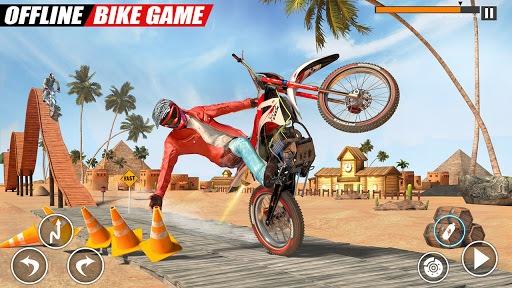Bike Stunt 2 Bike Racing Game - Offline Games 2021 pc screenshot 1