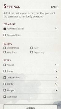 Magwa's Magic Item Compendium pc screenshot 1