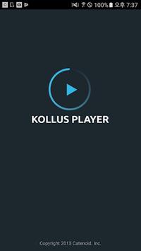 Kollus Player pc screenshot 1