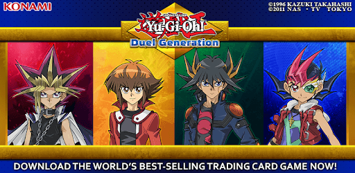 yugioh duel generation for pc windows or mac for free