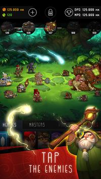 Tap Adventure: Time Travel pc screenshot 1