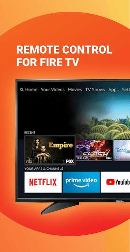 Remote for Firestick & Fire TV PC screenshot 1
