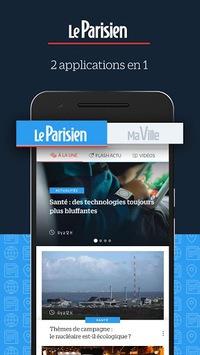 Le Parisien, actualités France pc screenshot 1
