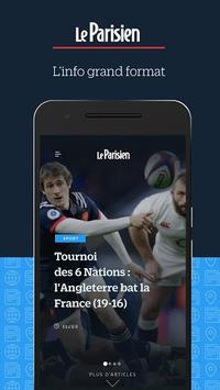 Le Parisien, actualités France pc screenshot 2