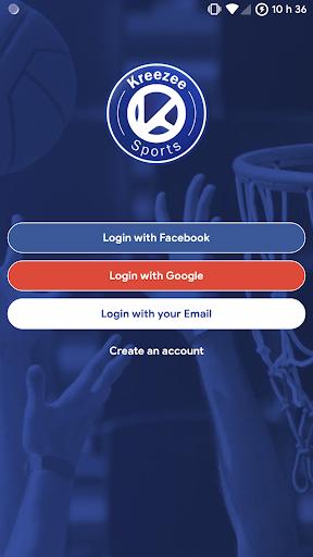 Kreezee Sports PC screenshot 1