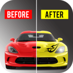 Car Tuning Free Photo Virtual Express Simulator 🚘 icon