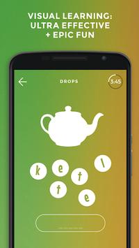Drops: Learn English. Speak English. pc screenshot 1