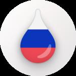 Drops: Learn Russian. Speak Russian. icon