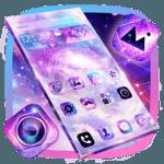 Color Nebula Galaxy Theme icon