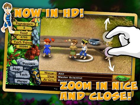 Virtual Villagers: Origins pc screenshot 1