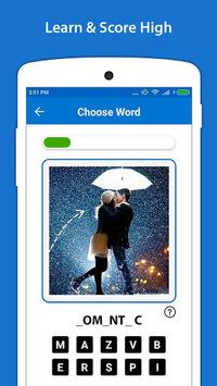 Learn English Vocabulary pc screenshot 1