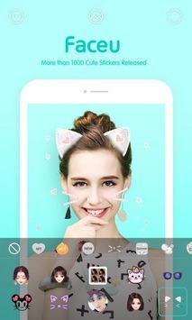 FaceU - Inspire your Beauty pc screenshot 1