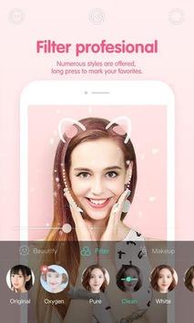 FaceU - Inspire your Beauty pc screenshot 2