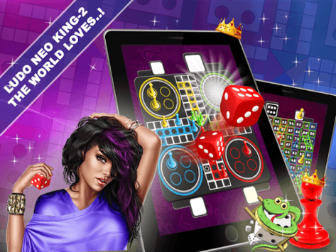 Ludo Neo King 2 pc screenshot 1