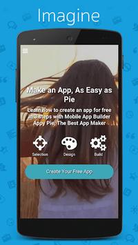 App Builder by Appy Pie-Create app(Free App Maker) pc screenshot 1