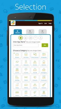 App Builder by Appy Pie-Create app(Free App Maker) pc screenshot 2
