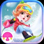 Ski Resort: Winter Trip for pc logo