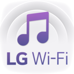 LG Wi-Fi Speaker for pc logo
