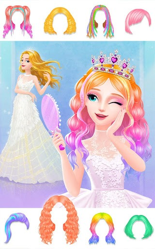 Princess Dream Hair Salon pc screenshot 1