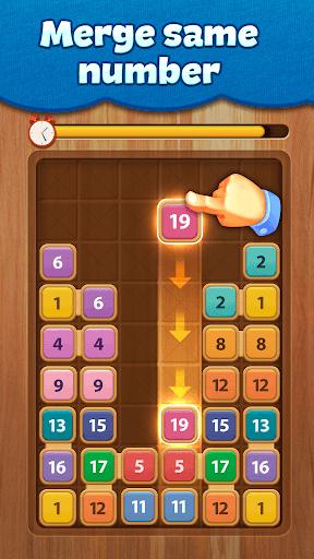 Merge Wood: Block Puzzle PC screenshot 2
