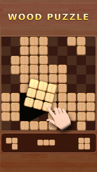 Woody Puzzle PC screenshot 1