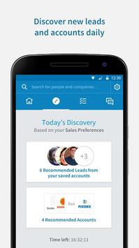 LinkedIn Sales Navigator pc screenshot 2