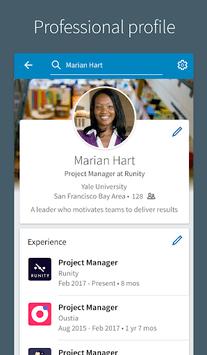 LinkedIn pc screenshot 2