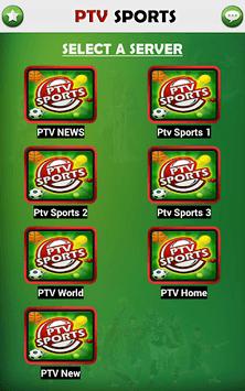 PTV Sports pc screenshot 1