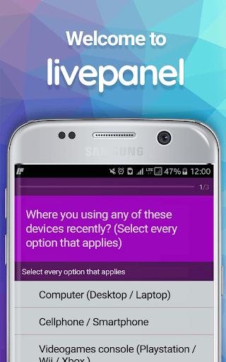 LivePanel PC screenshot 1