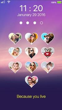 love photo keypad lockscreen pc screenshot 1