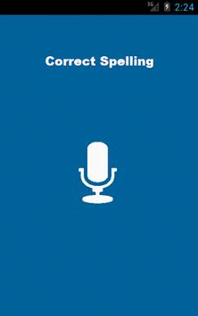 Correct Spelling pc screenshot 1