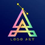 Art Logo - FREE Logo Maker And Graphic Design 2020 icon