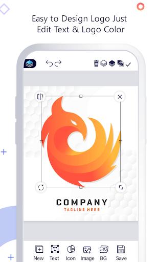 Art Logo - FREE Logo Maker And Graphic Design 2020 pc screenshot 1