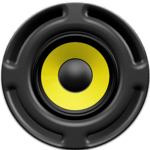 Subwoofer Bass for pc logo