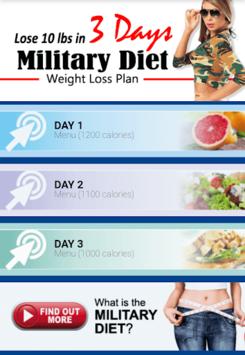 Amazing Military Diet pc screenshot 1