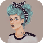 Cute Girly m pictures icon
