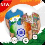15 aug Indian Flag Shirts Photo Editor 2018 icon