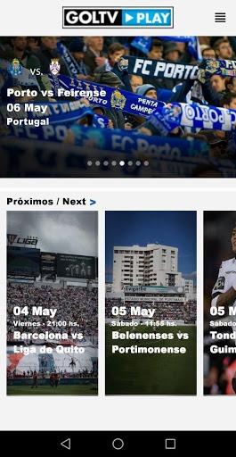 GolTV Play pc screenshot 1