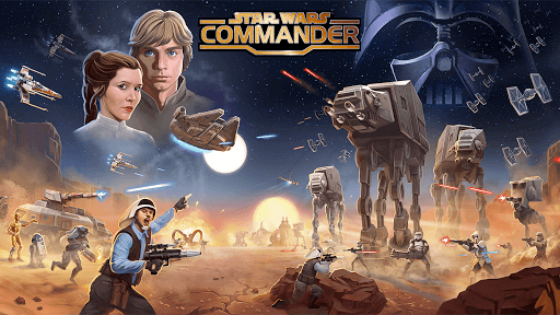 Star Wars™: Commander pc screenshot 1