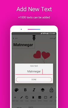 Matnnegar (Write On Photo) pc screenshot 1