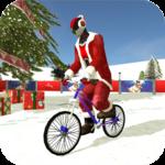 Christmas Rope Hero 2017 icon