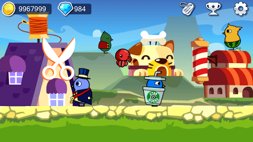 Duck Life: Treasure Hunt pc screenshot 1
