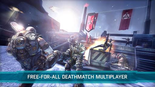 SHADOWGUN: DEADZONE PC screenshot 1