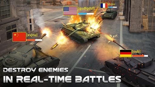 Furious Tank: War of Worlds PC screenshot 1