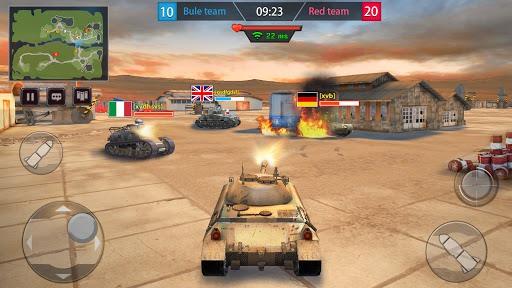 Furious Tank: War of Worlds PC screenshot 2
