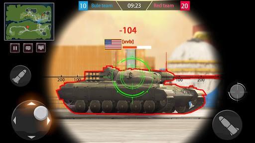 Furious Tank: War of Worlds PC screenshot 3