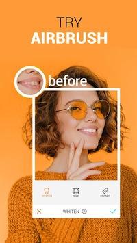 AirBrush: Easy Photo Editor PC screenshot 1