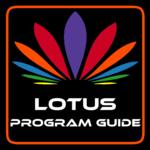 Lotus Program Guide icon